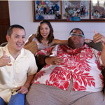 KONISHIKI - Former Sumo wrestling champion, Recording Artist and Founder of the Konishiki Kids Foundation
