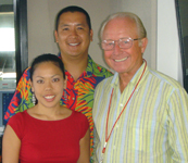 CHATT WRIGHT - President of Hawaii Pacific University