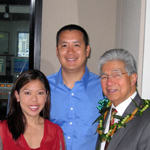 DANIEL AKAKA - U.S. Senator for the State of Hawaii