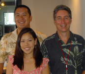 DAVID WATUMULL - CEO of Hawaii Biotech