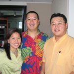 JEFF CHUNG - General Manager of KBFD TV, Pacific Century Fellow, Board of Hawaii International Film Festival