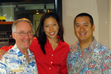 MITCH D'OLIER - President and CEO of Kaneohe Ranch and Harold K.L. Castle Foundation