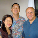 RICK BLANGIARDI - Senior VP and GM of KGMB9 TV, Board of Central Pacific Bank