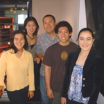 RIVER KIM, TIERNEY MORIKAWA, and JACKIE CHANG- Founders of Malama Jam