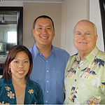 WALTER DODS JR - Chairman of BancWest and First Hawaiian Bank, retired CEO of First Hawaiian Bank