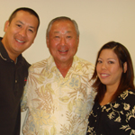 WALTER KIRIMITSU – President of Saint Louis Schools Hawaii and former judge at Hawaii's Appellate Court